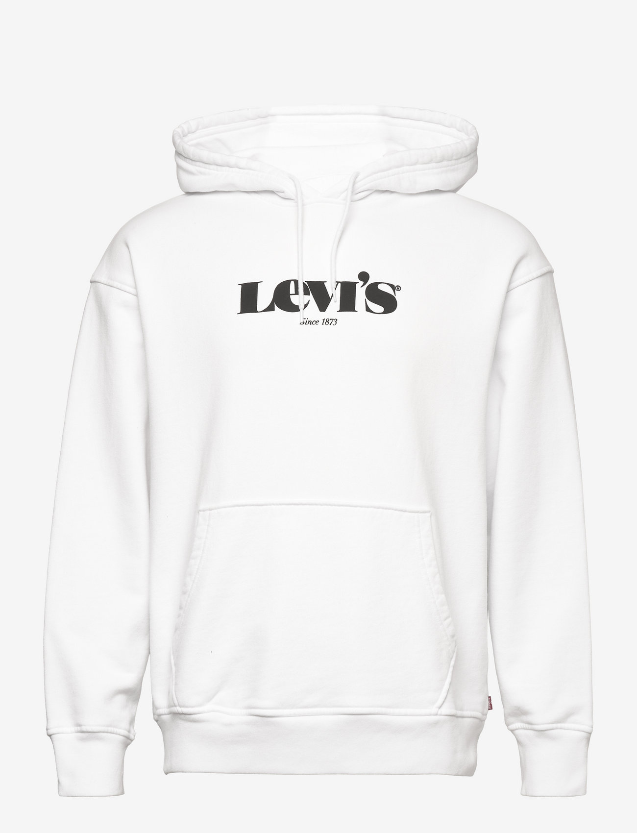 LEVI´S Men - T2 RELAXED GRAPHIC PO MV LOGO - hoodies - neutrals - 0