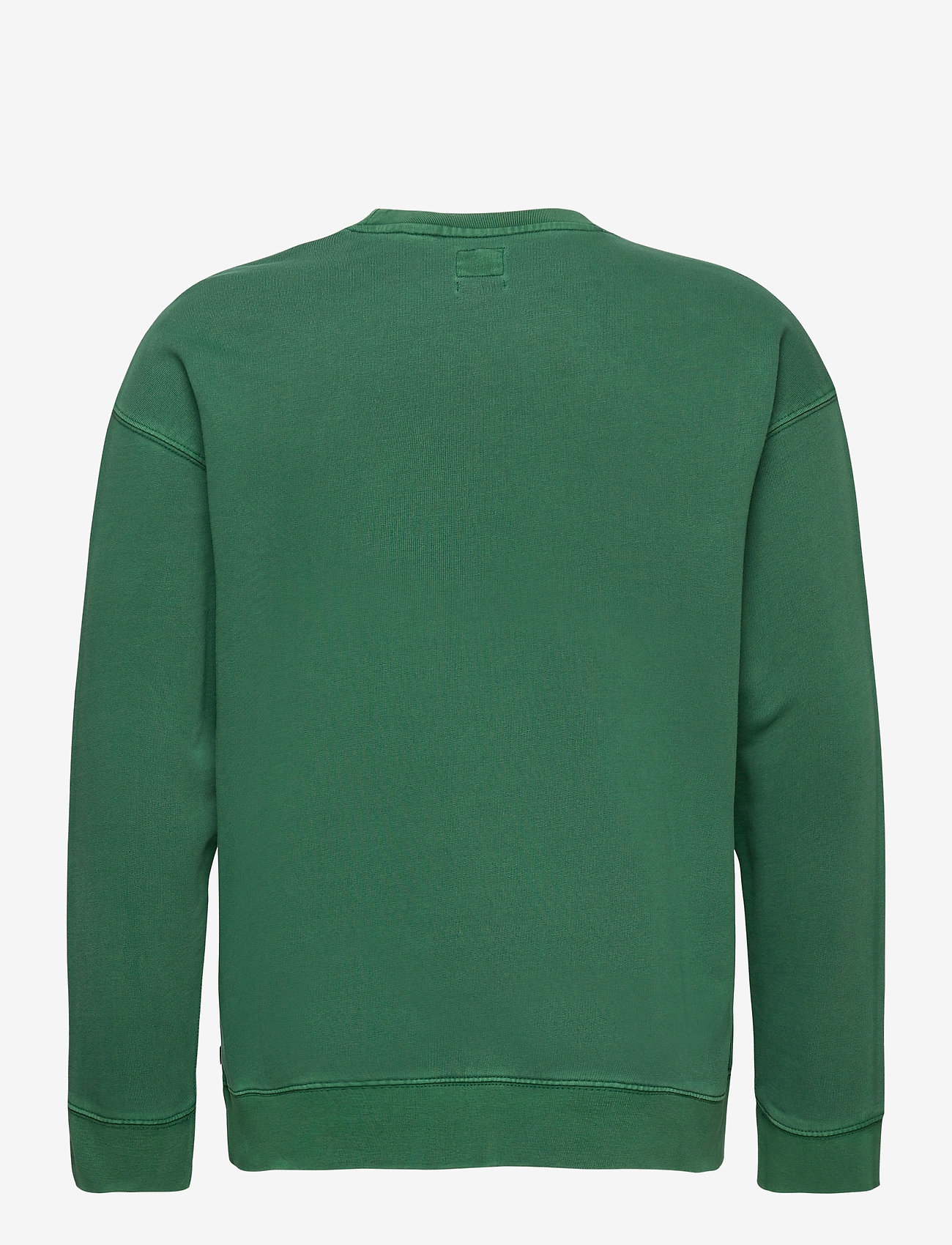 LEVI´S Men - RELAXED T2 GRAPHIC CREW SSNL M - kläder - greens - 1