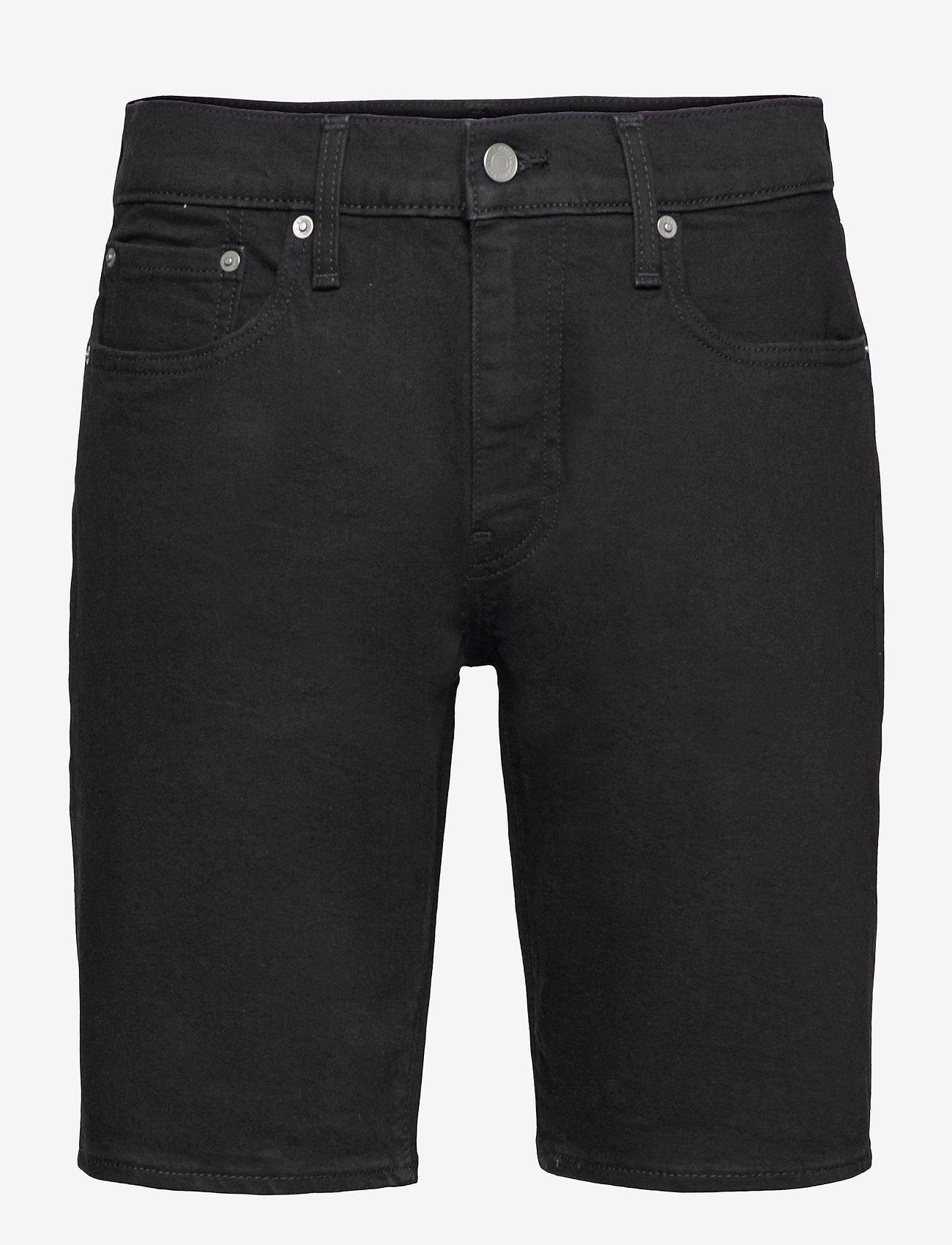 LEVI´S Men - 405 STANDARD SHORT BLACK RINSE - jeansowe szorty - blacks - 0