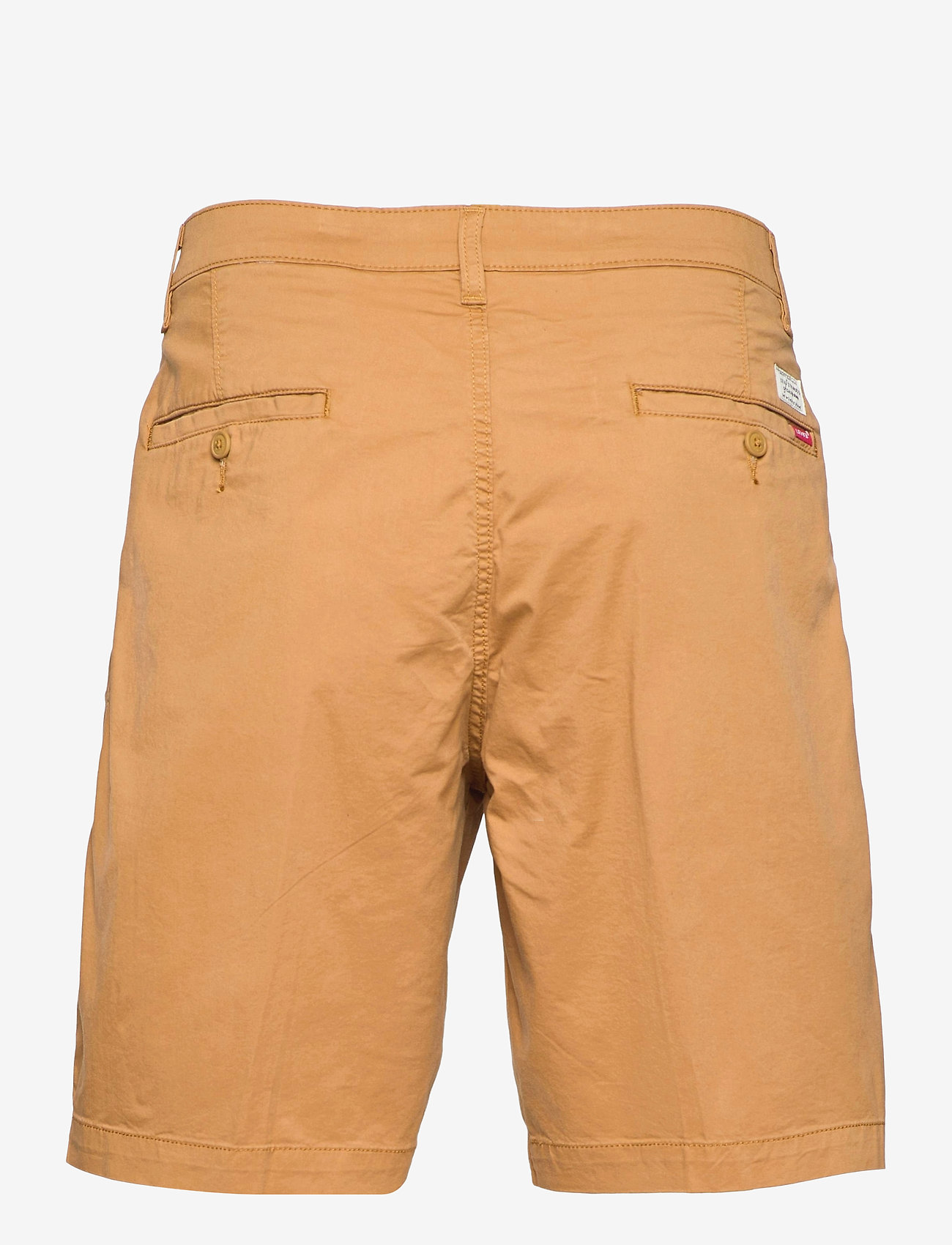LEVI´S Men - XX STAY LOOSE PLT SHORT MEDAL - spodenki chinos - neutrals - 1