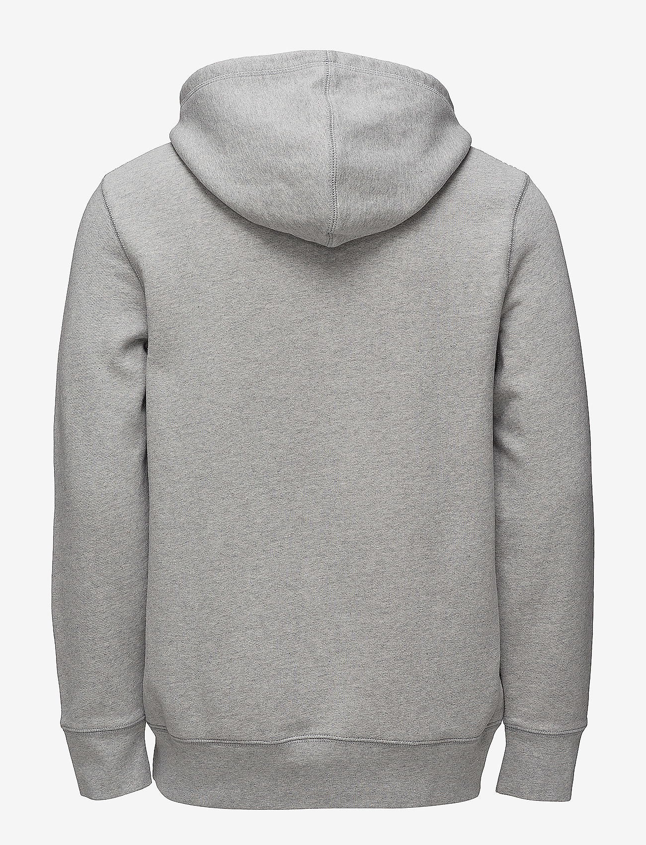 LEVI´S Men - ORIGINAL HM PULLOVER HOO MEDIU - hoodies - greys - 1