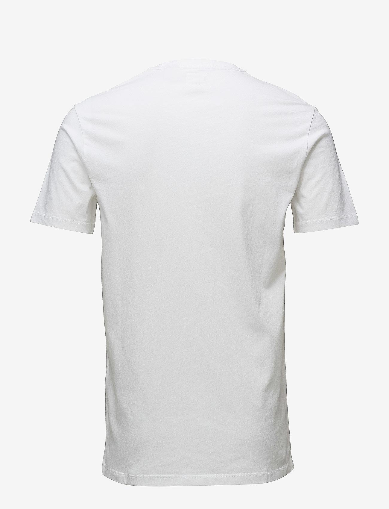 LEVI´S Men - SS ORIGINAL HM TEE COTTON + PA - t-shirts basiques - cotton + patch wh - 1