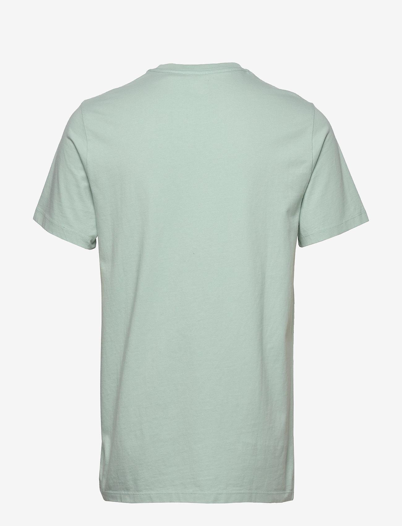 Ss Original Hm Tee Harbor Gray (Greys) (249 kr) - LEVI´S Men