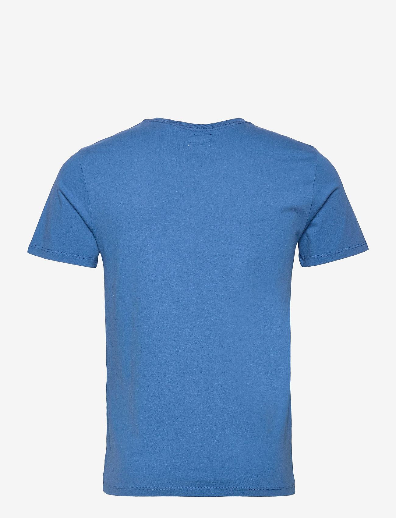 LEVI´S Men - SS ORIGINAL HM TEE STAR SAPPHI - podstawowe koszulki - blues - 1