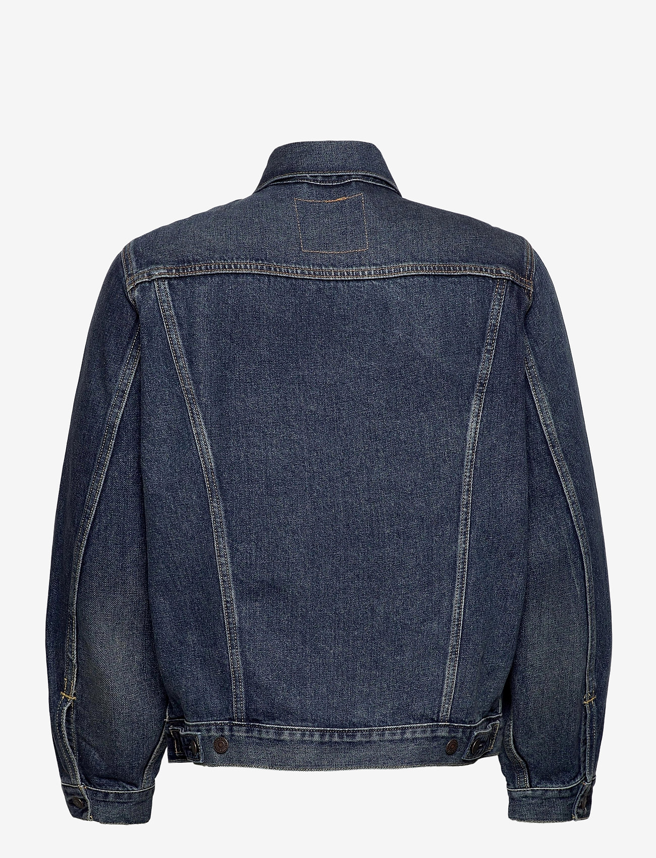 LEVI´S Men - VINTAGE FIT TRUCKER V. ROAMER - denim jackets - dark indigo - worn in - 1