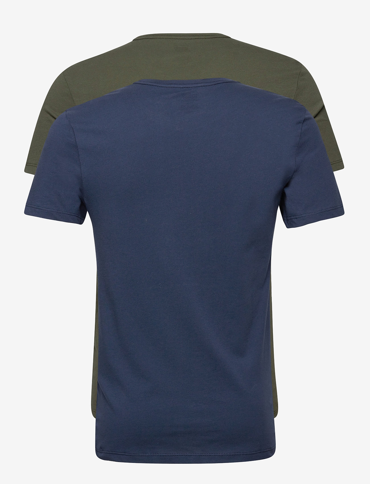 LEVI´S Men - SLIM 2PK CREWNECK 1 2PK SLIM C - podstawowe koszulki - multi-color - 1