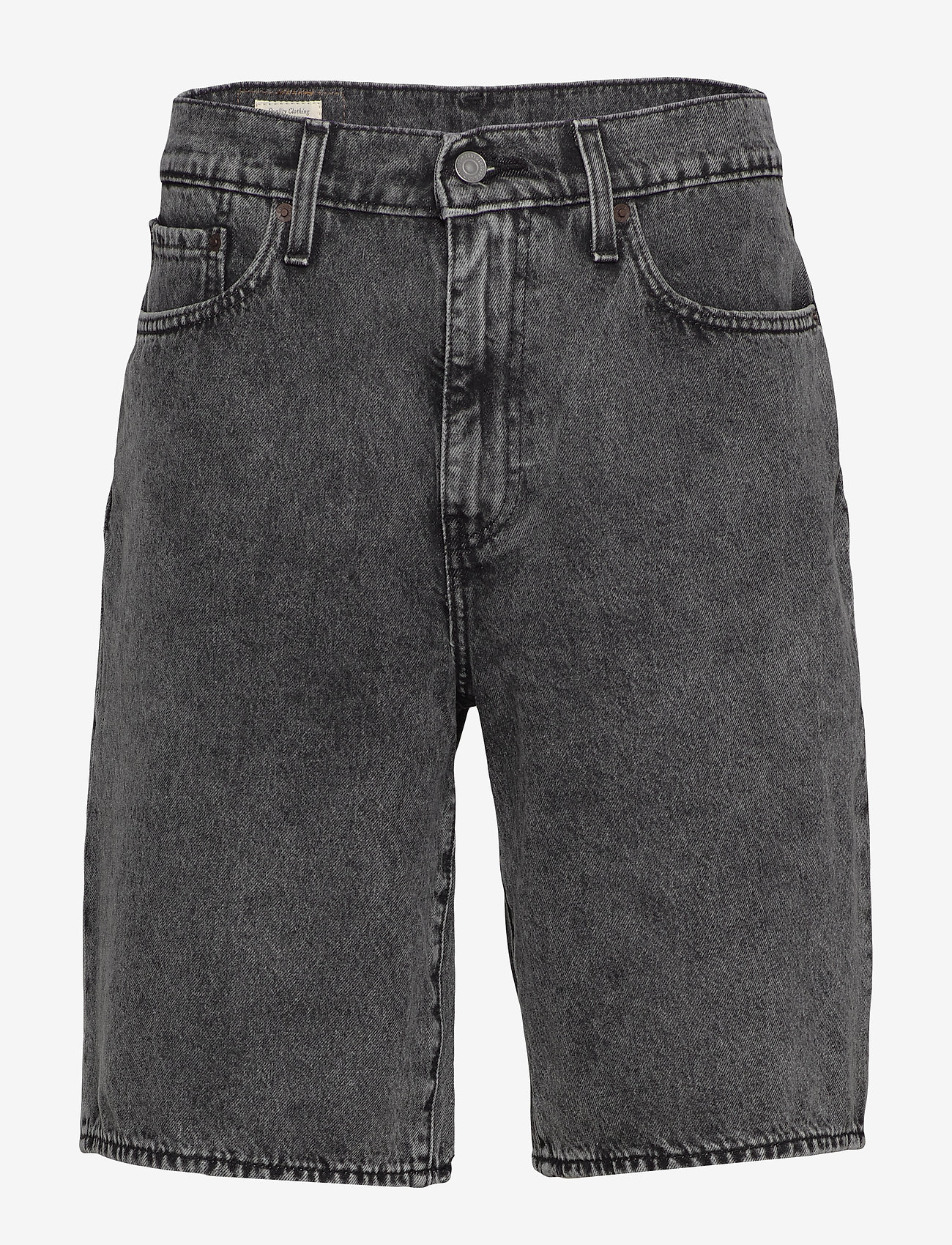 LEVI´S Men - HALF PANTS MUFFIN SHORT - denim shorts - blacks - 0
