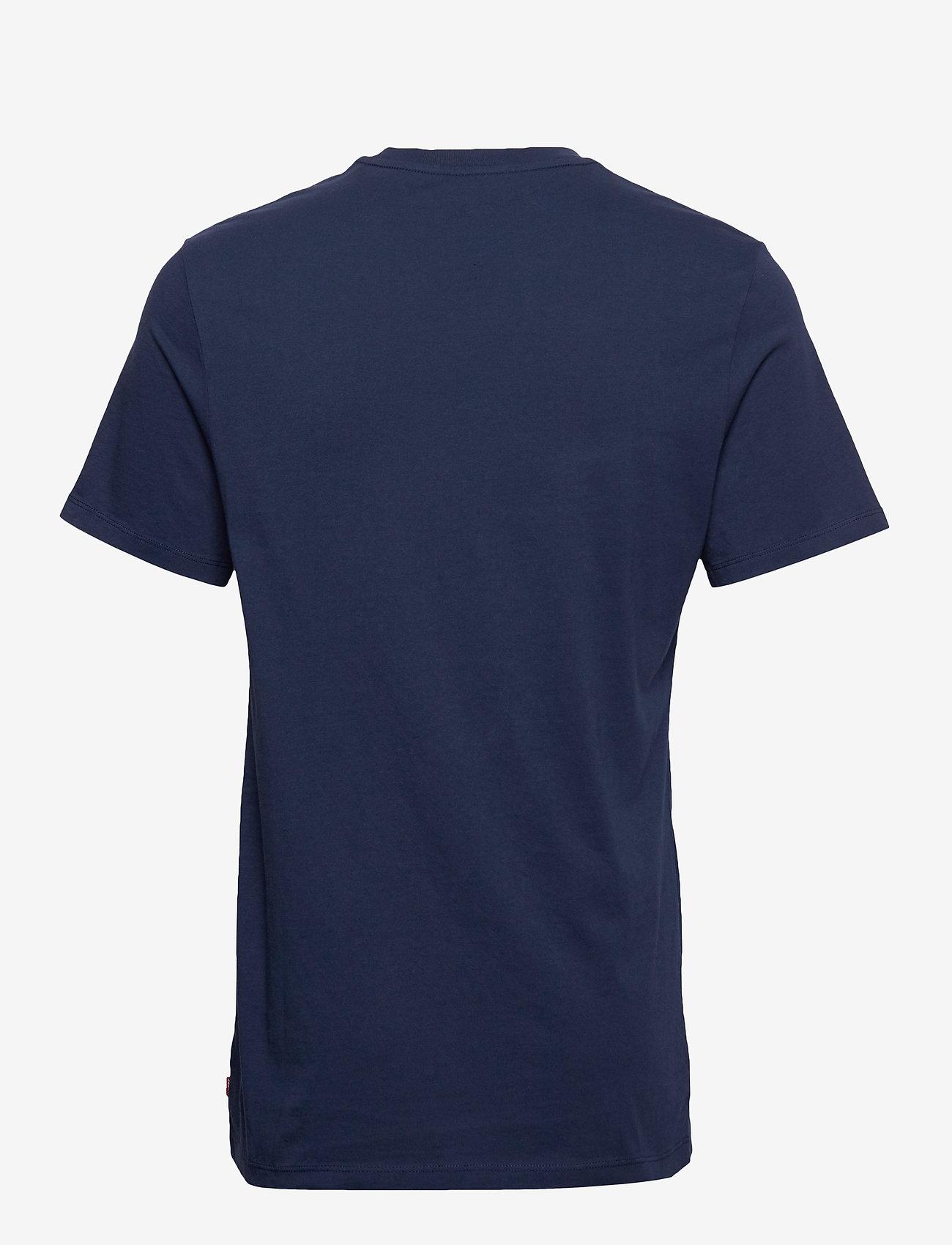LEVI´S Men - BOXTAB GRAPHIC TEE BOXTAB SS T - short-sleeved t-shirts - blues - 1