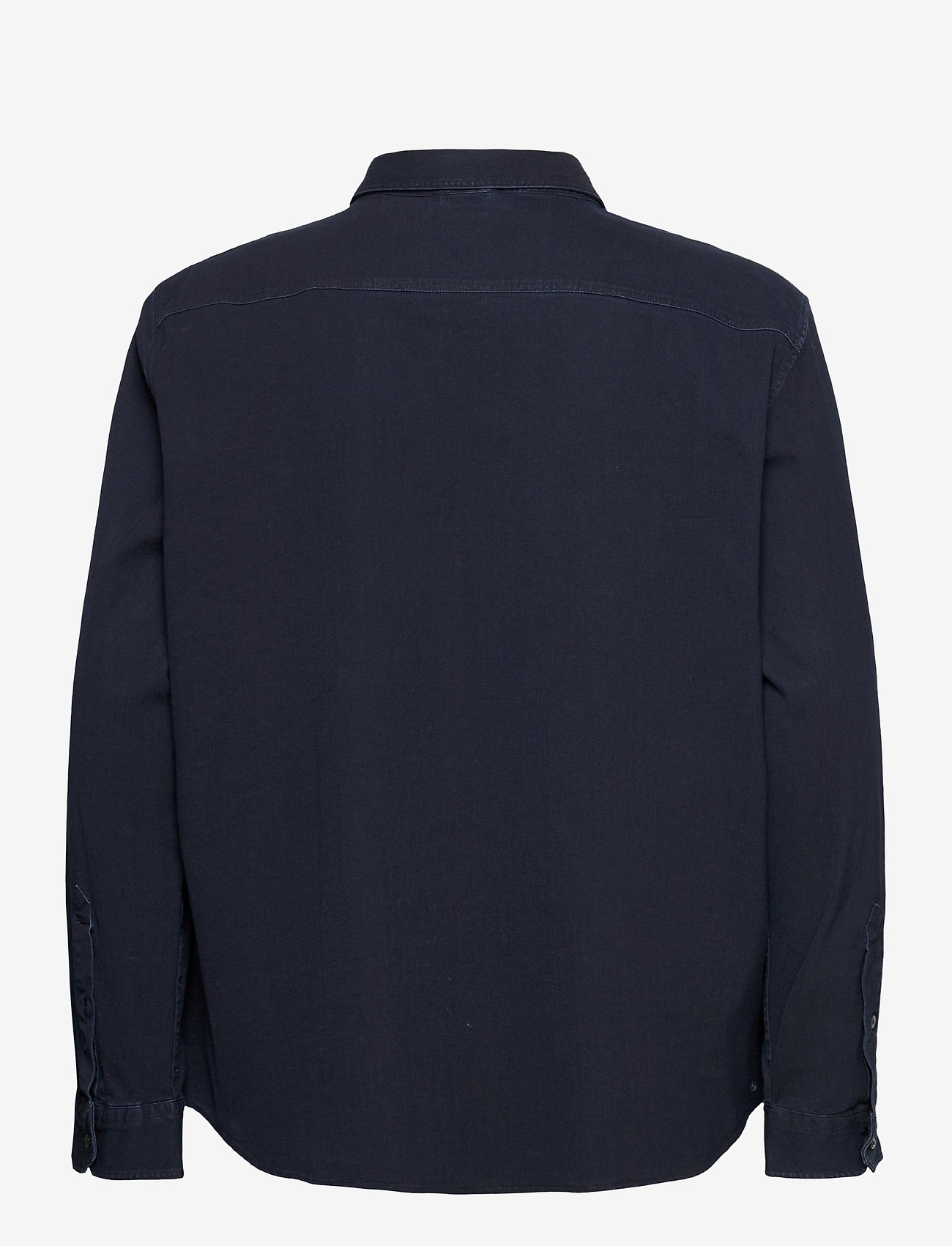 LEVI´S Men - SUNSET 1 PKT SLIM BLACK INDIGO - basic shirts - dark indigo - flat finish - 1