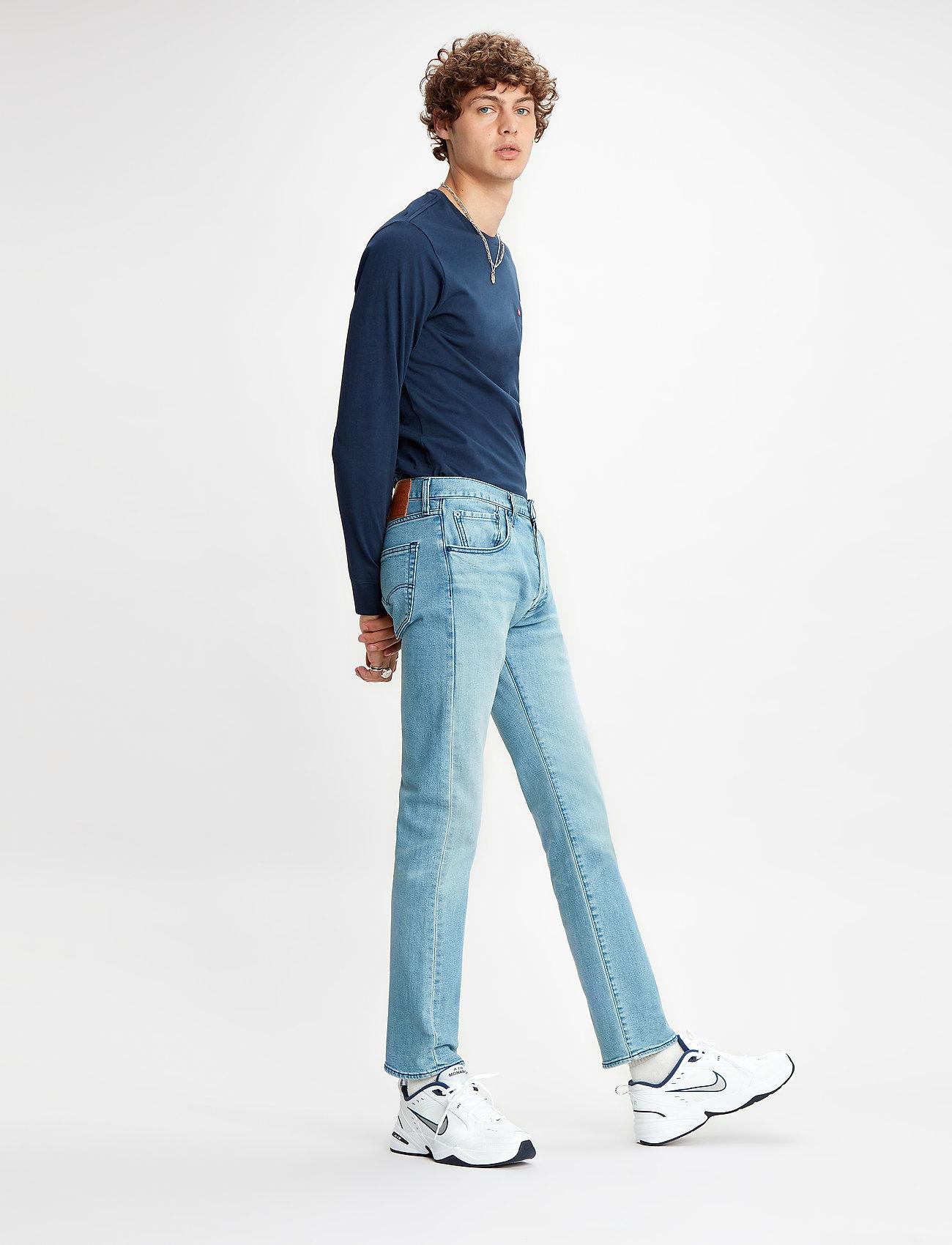 Levi´s Men 501 Levisoriginal Conflower Cl - Jeans Light Indigo Flat Finis