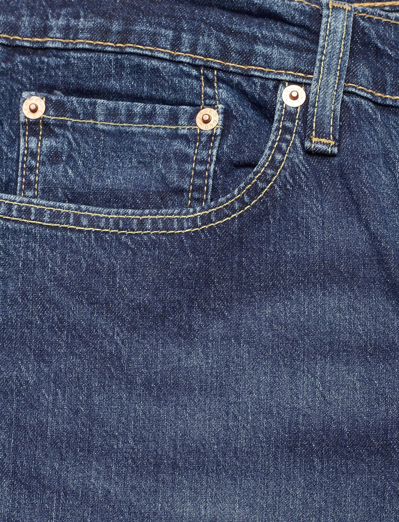 LEVI´S Men - 514 STRAIGHT LAURELHURST MYSEL - regular jeans - med indigo - flat finish - 2