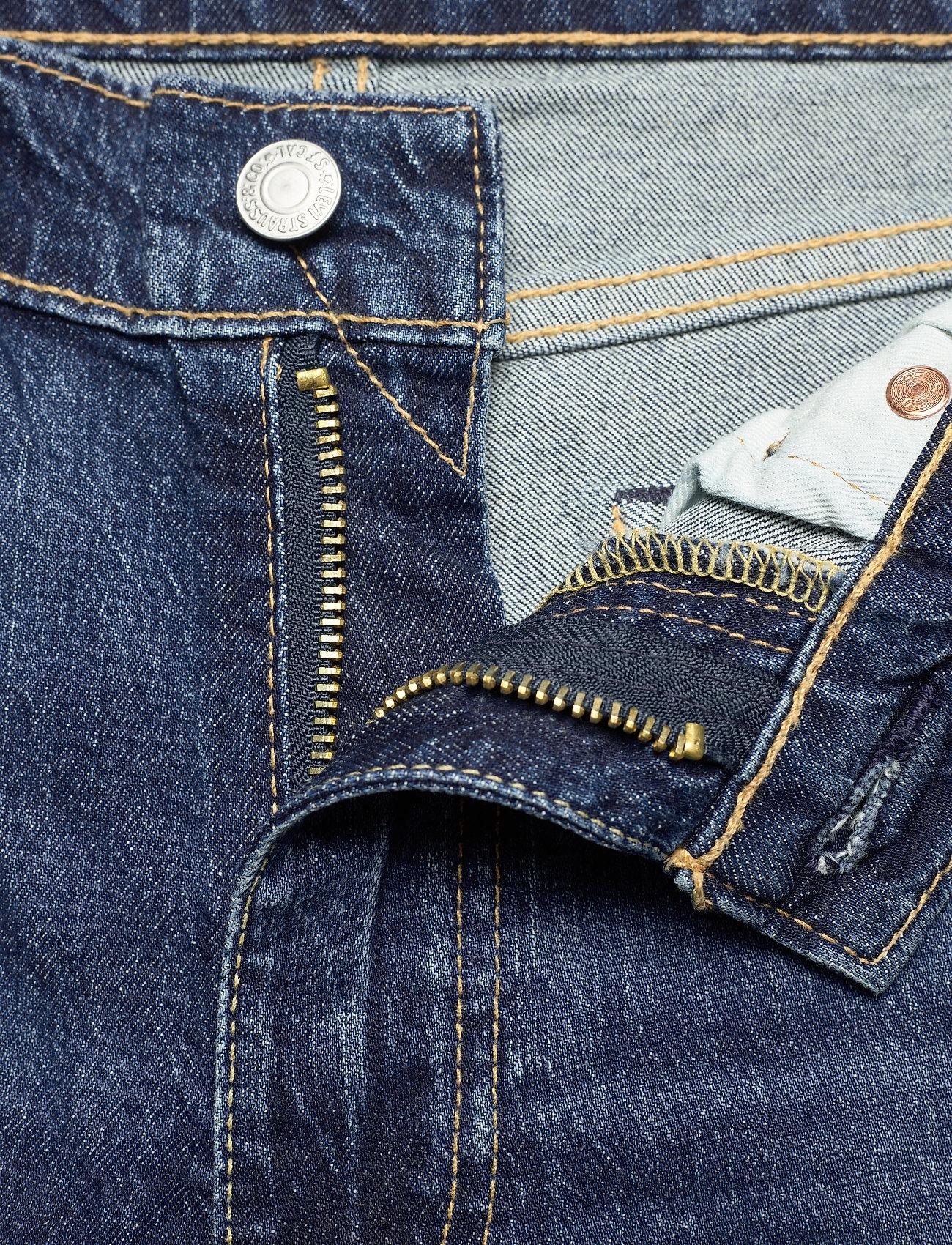 LEVI´S Men - 514 STRAIGHT LAURELHURST MYSEL - regular jeans - med indigo - flat finish - 3