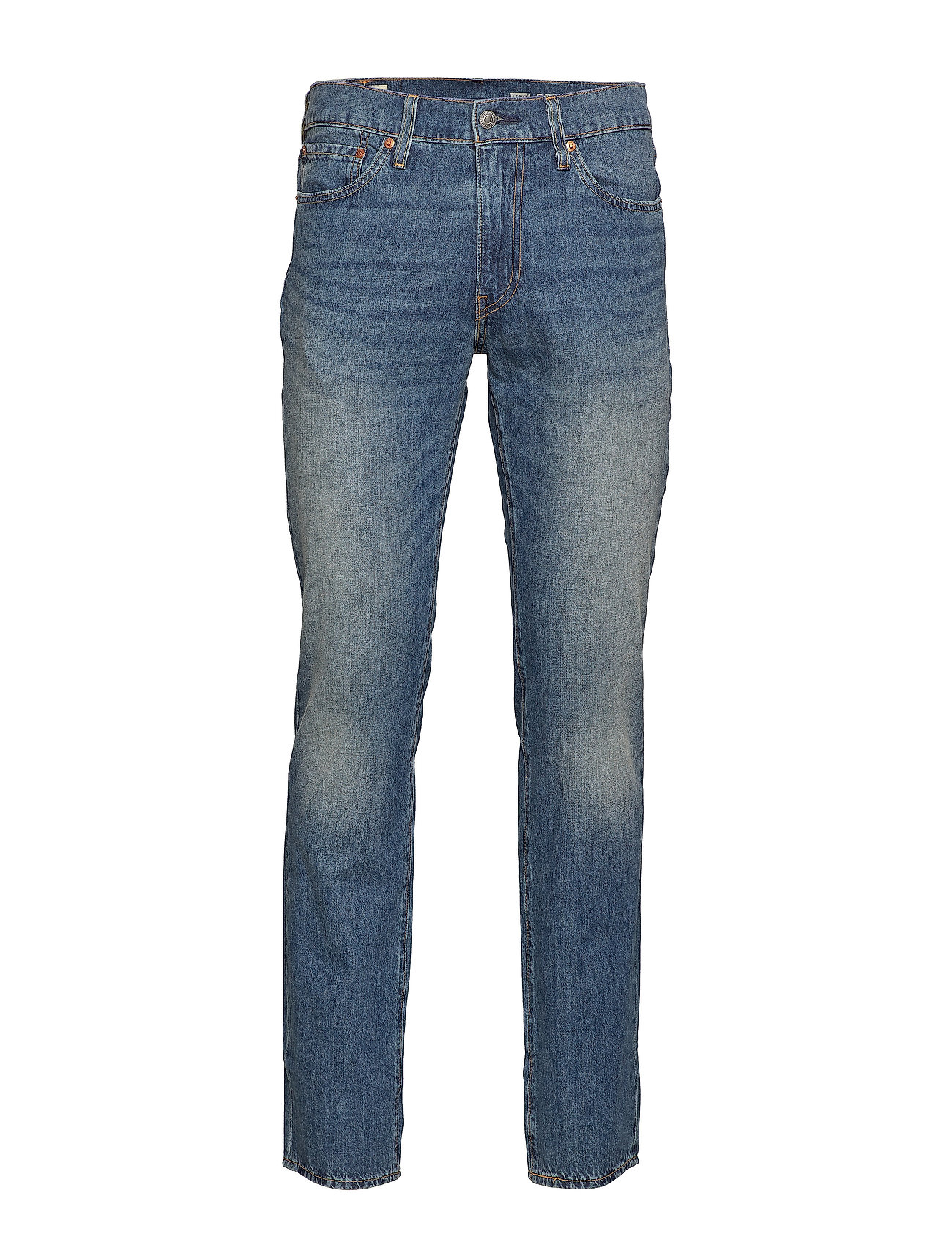 LEVI´S Men 511 SLIM FIT THRESHER WARP COO - MED INDIGO - WORN IN
