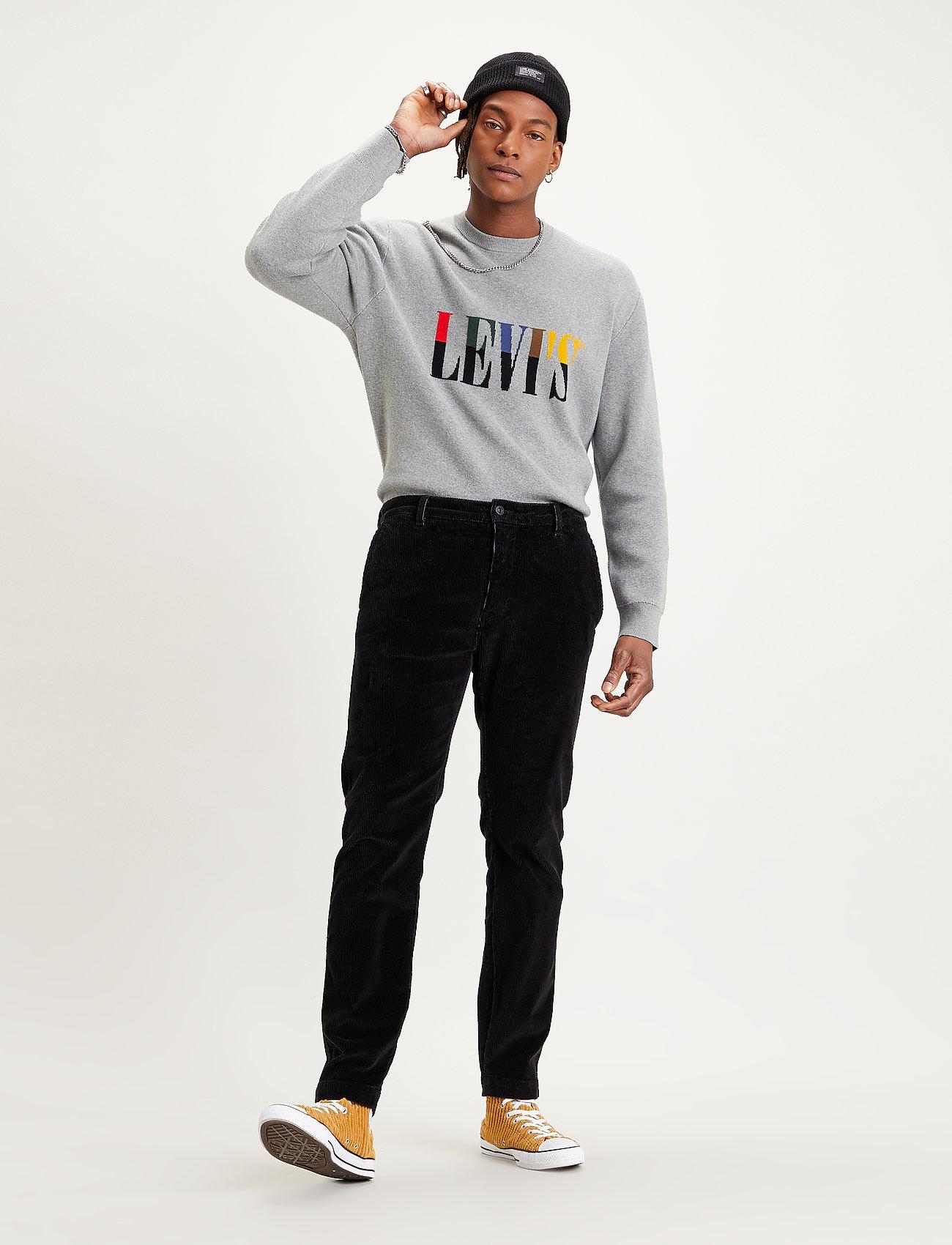 LEVI´S Men - XX CHINO STD II MINERAL BLACK - regular jeans - blacks - 0