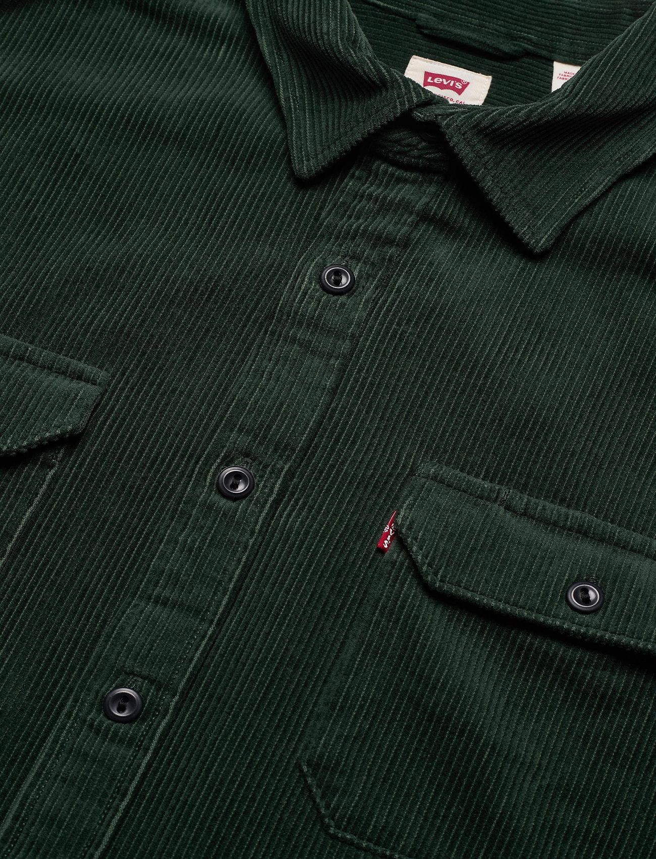 LEVI´S Men JACKSON WORKER PYTHON GREEN - Skjorter GREENS - Menn Klær