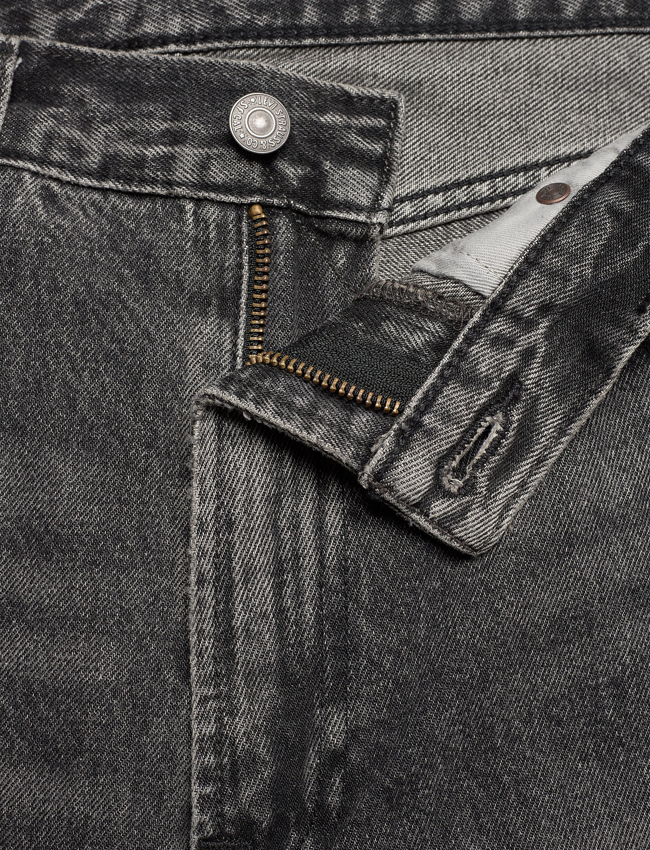 LEVI´S Men - 551Z AUTHENTIC STRAIGHT SWIM S - regular jeans - blacks - 6
