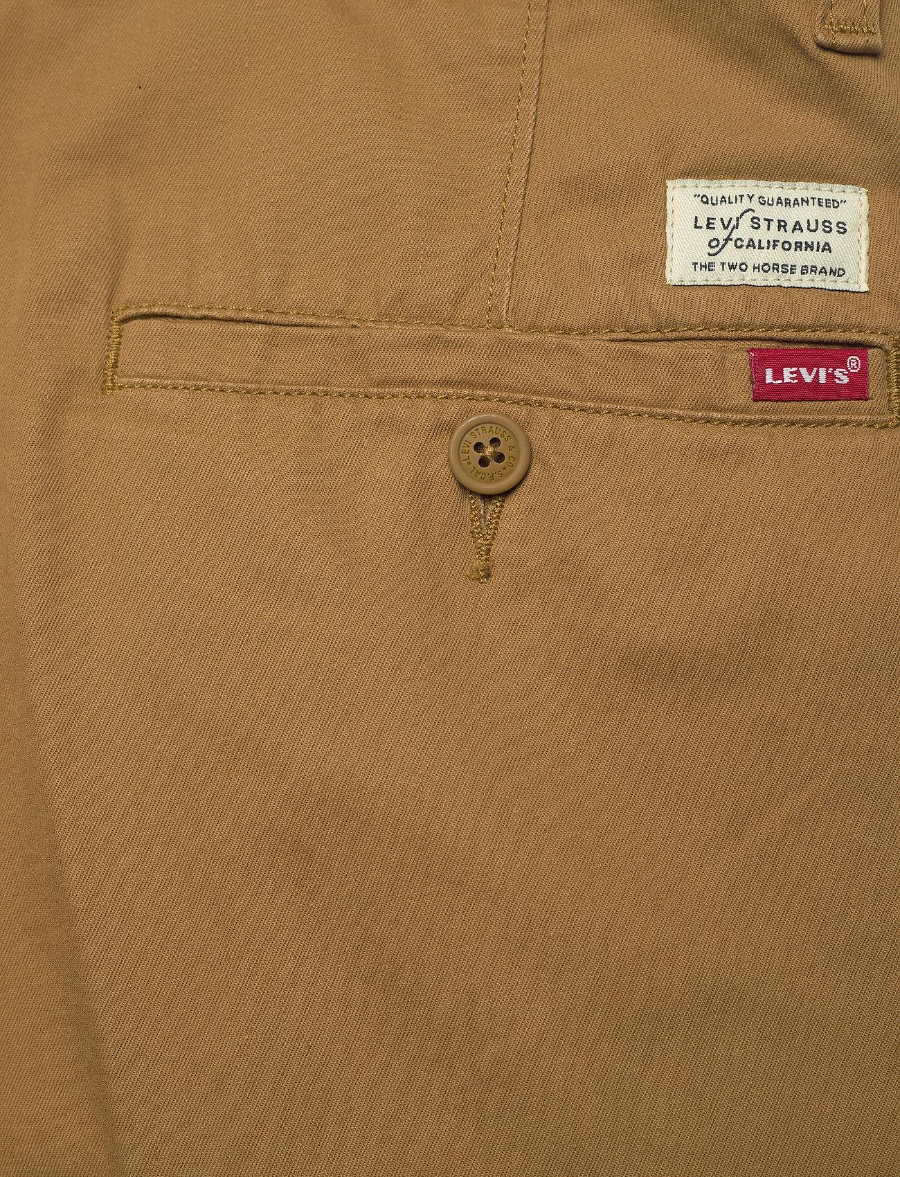 LEVI´S Men - XX STAY LOOSE CHINO CROP DESER - pantalons chino - neutrals - 4