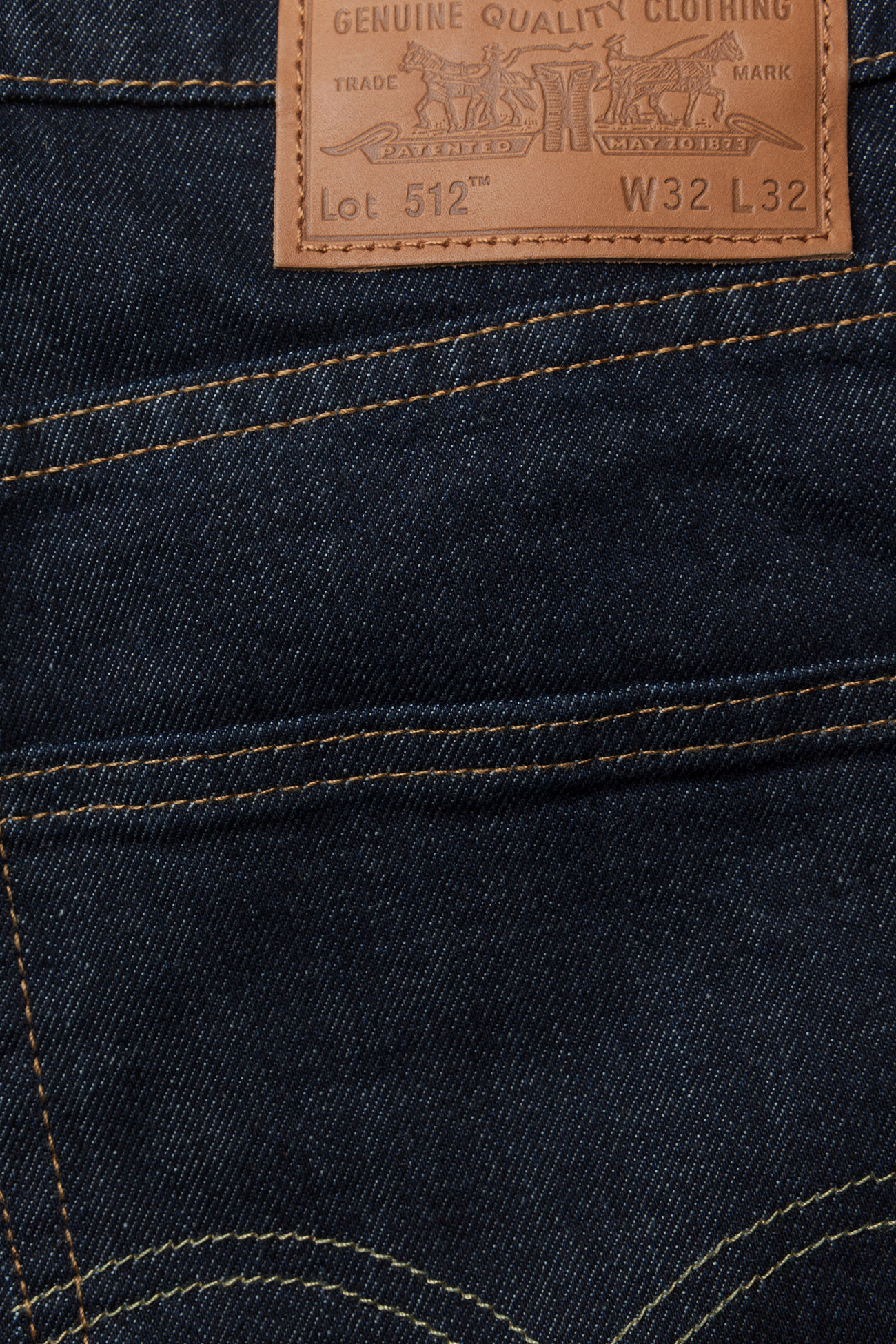 LEVI´S Men 512 SLIM TAPER FIT ROCK COD - Jeans ROCK COD - Menn Klær