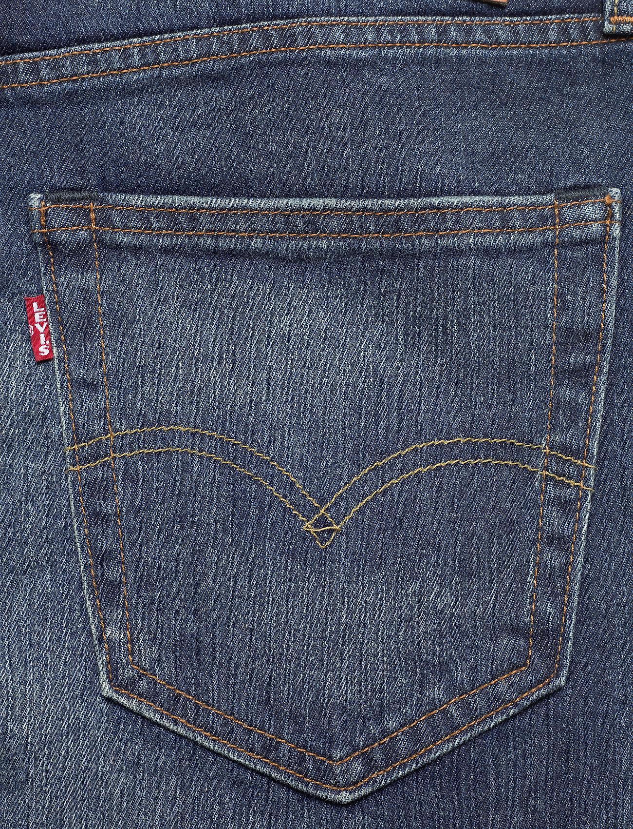 LEVI´S Men 512 SLIM TAPER RED RED JUICE A - Jeans DARK INDIGO - WORN IN - Menn Klær