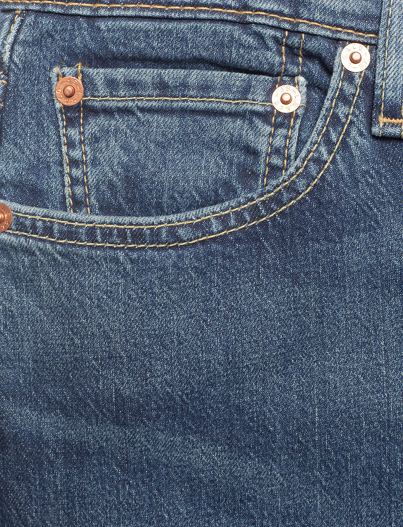 LEVI´S Men - 512 SLIM TAPER WHOOP - slim jeans - dark indigo - flat finish - 2