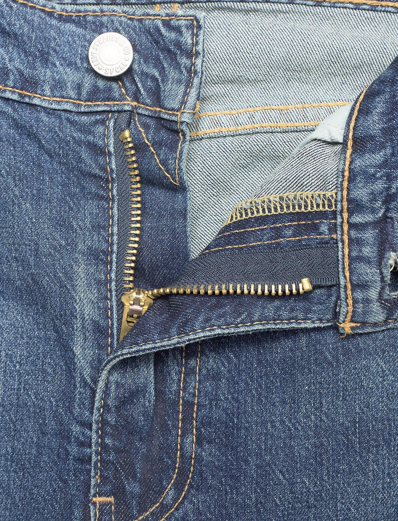 LEVI´S Men - 512 SLIM TAPER WHOOP - slim jeans - dark indigo - flat finish - 3