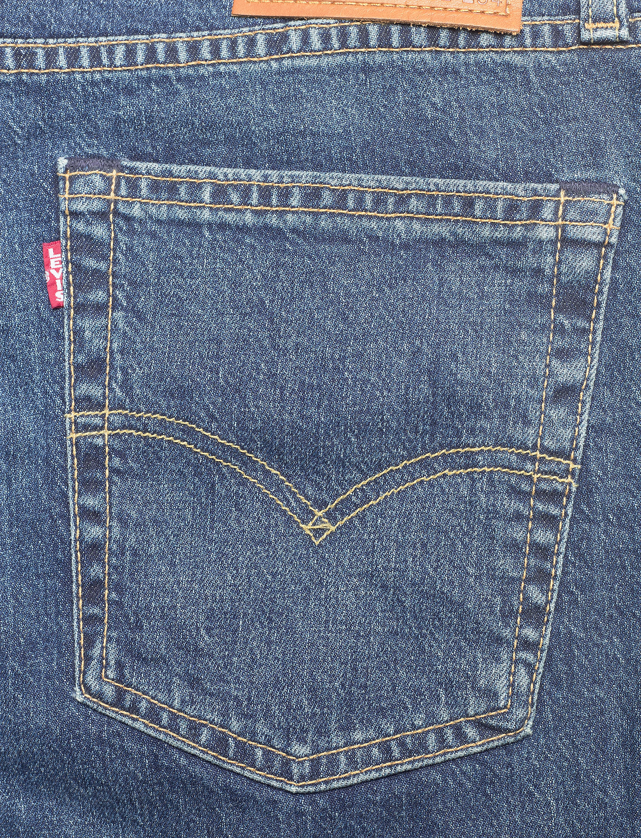 LEVI´S Men - 512 SLIM TAPER WHOOP - slim jeans - dark indigo - flat finish - 4