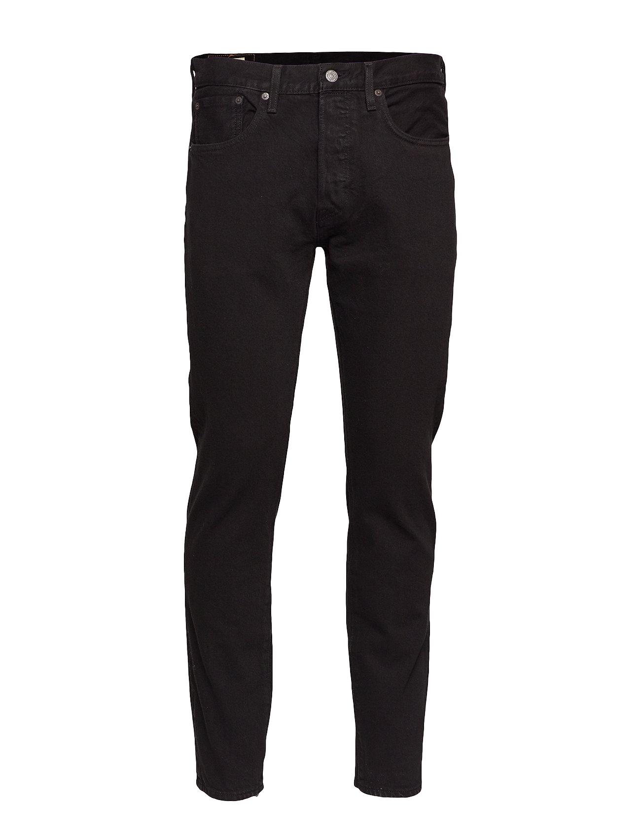 LEVI´S Men 501 SLIM TAPER BLACK BLACK OD - BLACKS