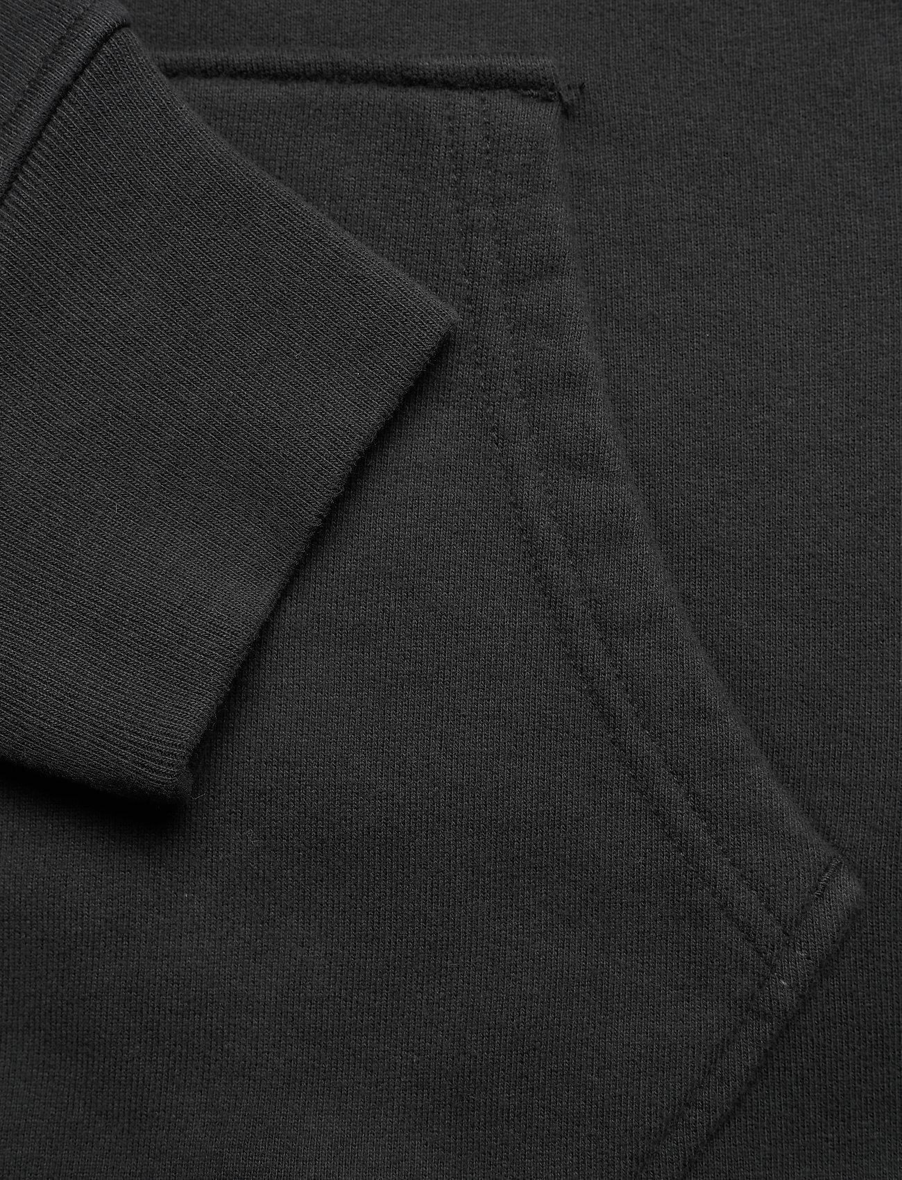 LEVI´S Men - T2 RELAXED GRAPHIC PO MV LOGO - bluzy z kapturem - blacks - 3