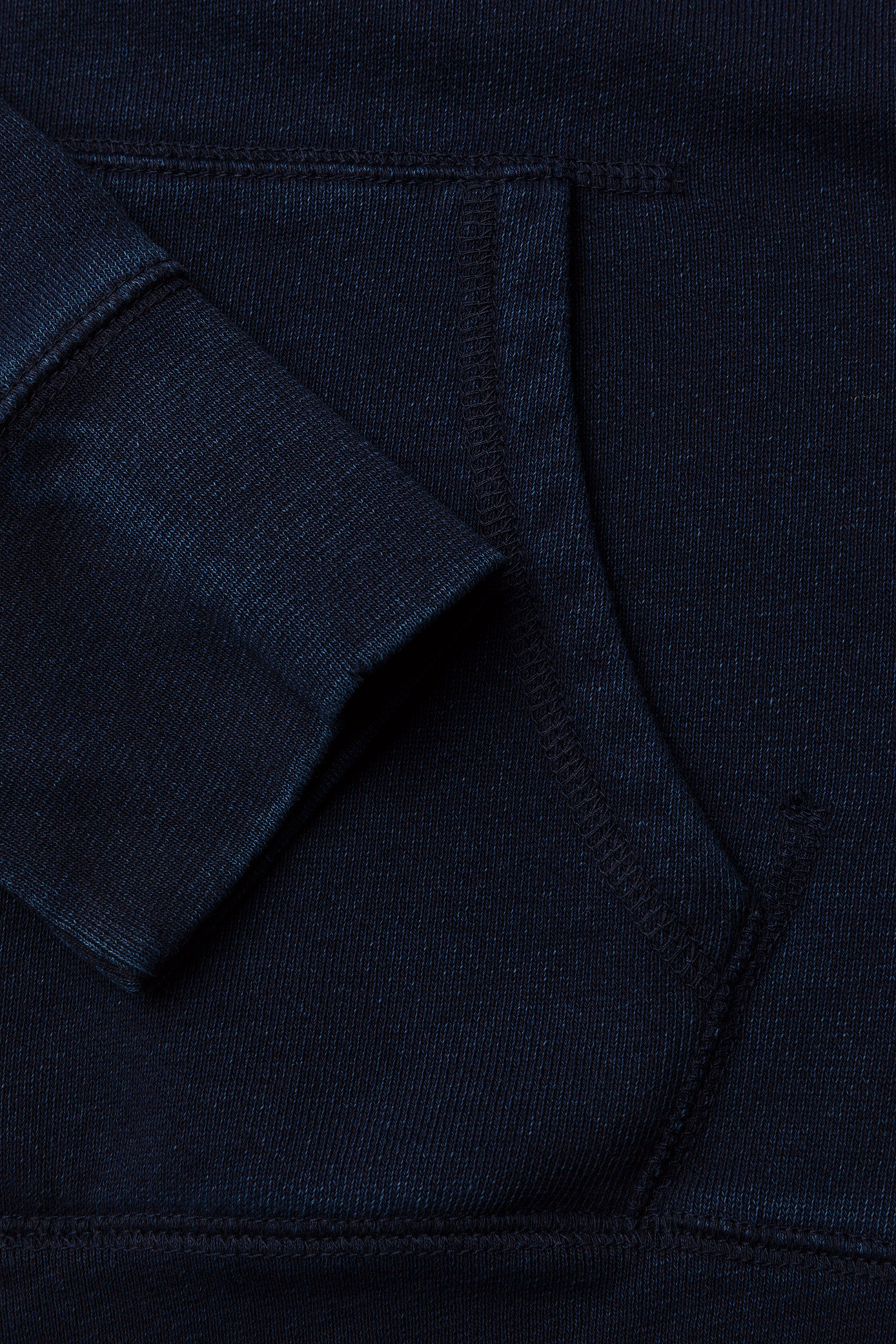 Original Hm Zipup Hoodie Indig (Blues) (594.15 kr) - LEVI´S Men