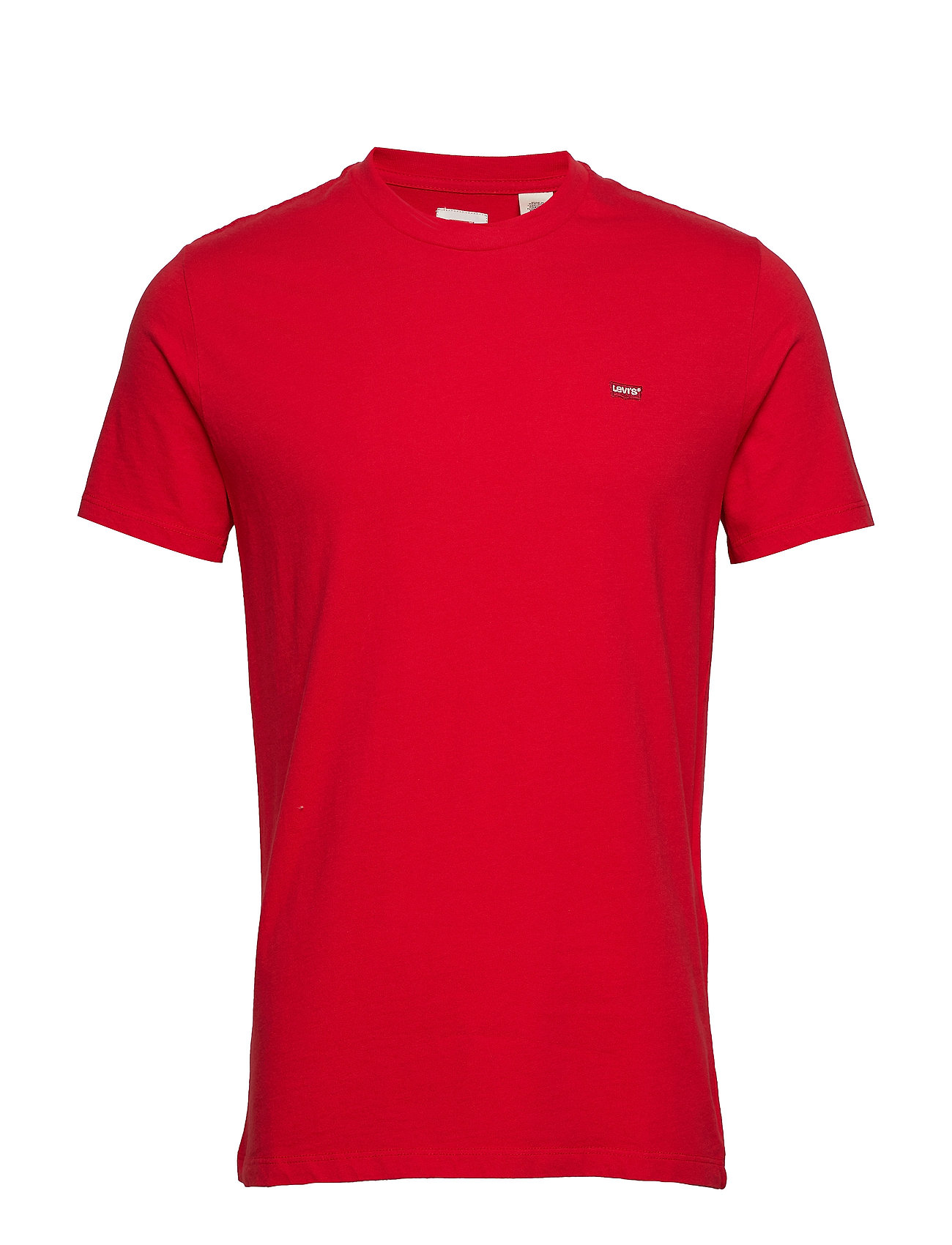 LEVI´S Men SS ORIGINAL HM TEE BRILLIANT R - REDS
