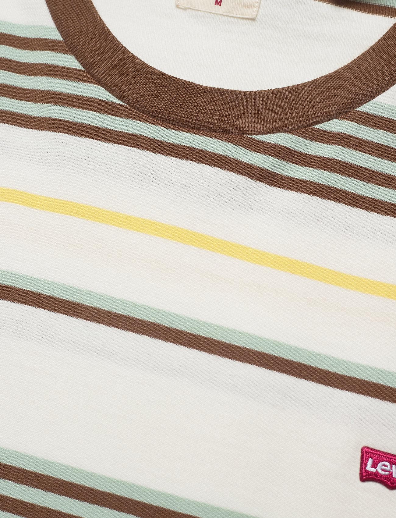 Ss Original Hm Tee Bright Stri (Multi-color) (249 kr) - LEVI´S Men