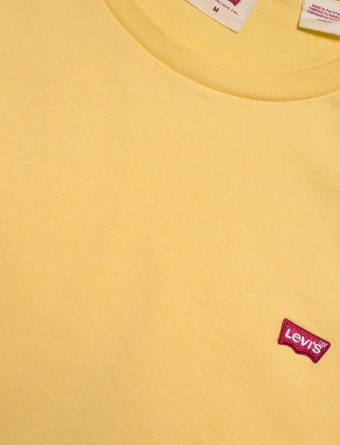 Ss Original Hm Tee Dusky Citro (Yellows/oranges) (249 kr) - LEVI´S Men