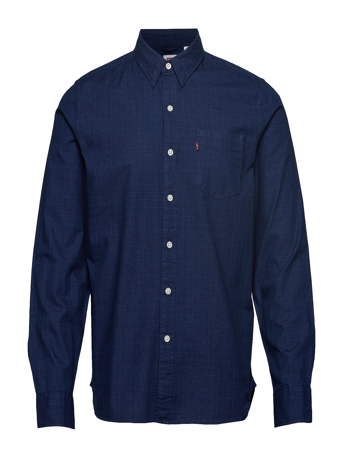 LEVI´S Men SUNSET 1 POCKET SHIRT FRITSCHE - BLUES