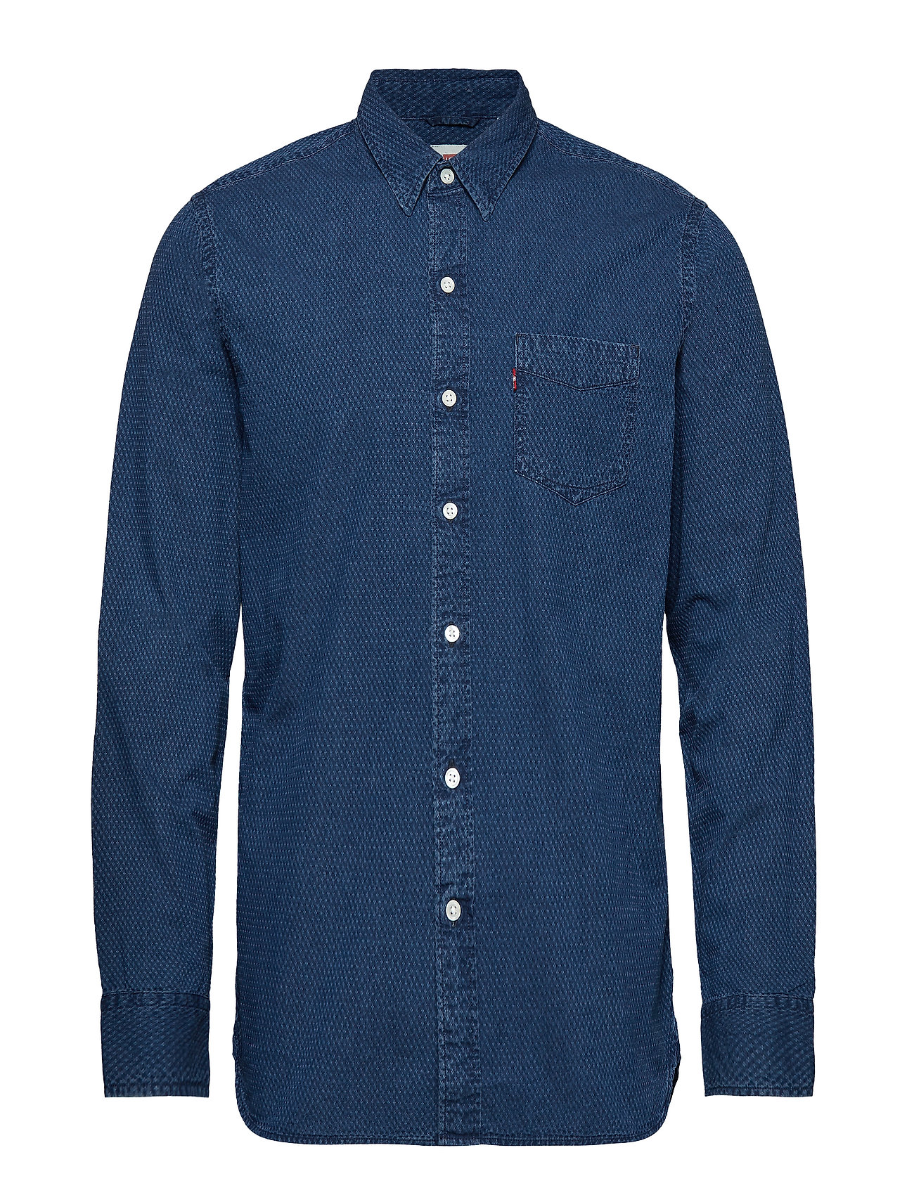 LEVI´S Men SUNSET 1 POCKET SHIRT WHEATLAN - BLUES