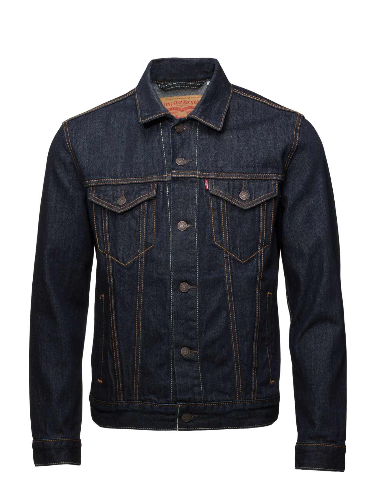 LEVI´S Men THE TRUCKER JACKET RINSE TRUCK