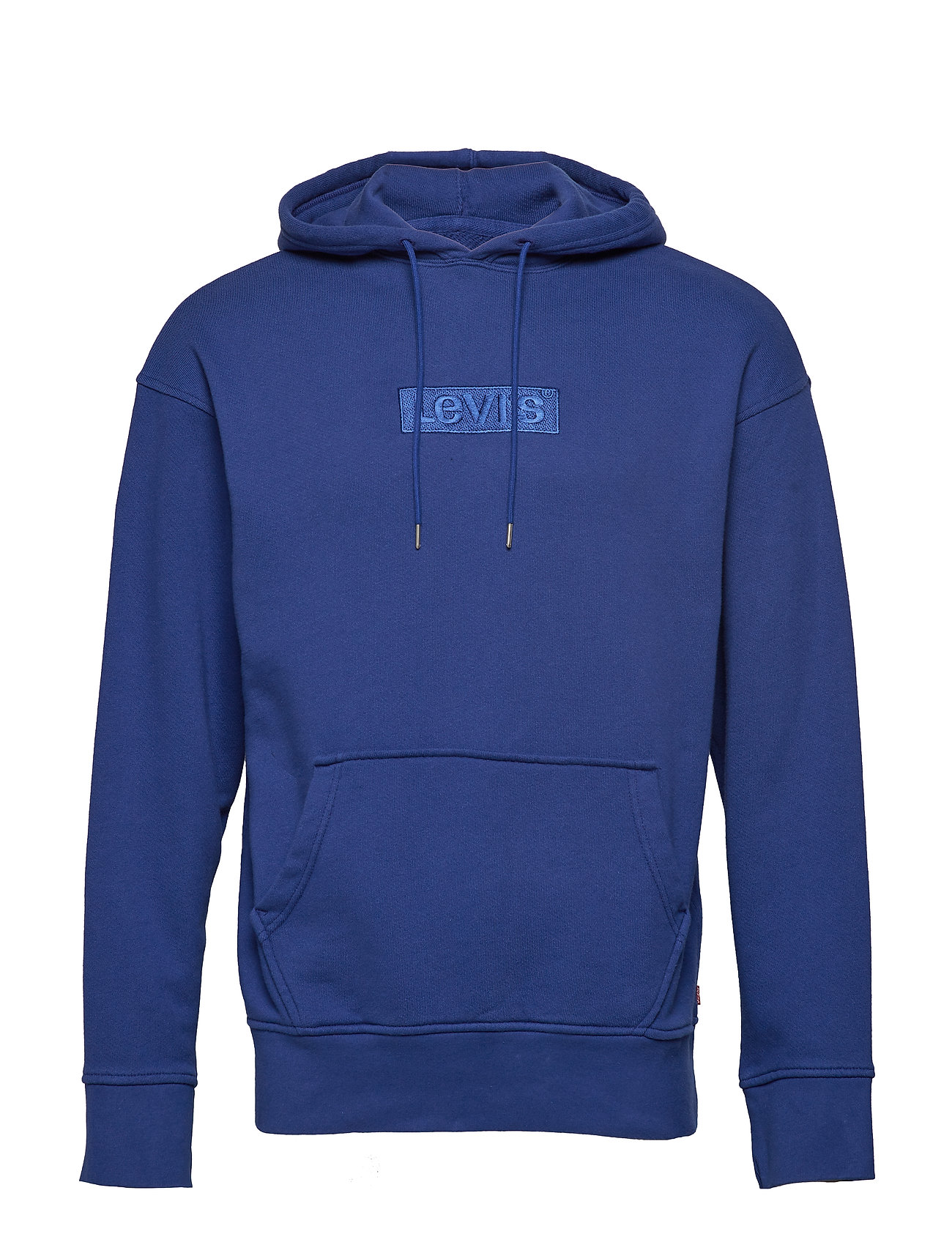 LEVI´S Men RELAXED GRAPHIC HOODIE SSNL BA - BLUES