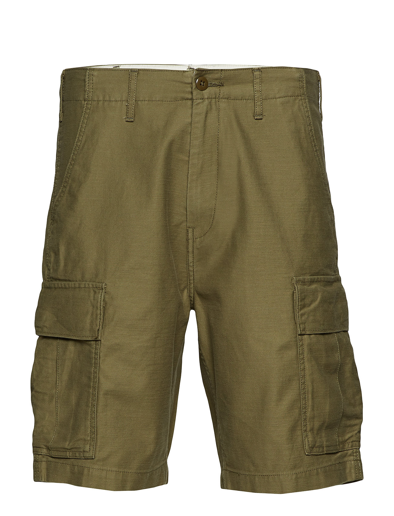 LEVI´S Men HIBALL CARGO SHORTS BURNT OLIV - GREENS
