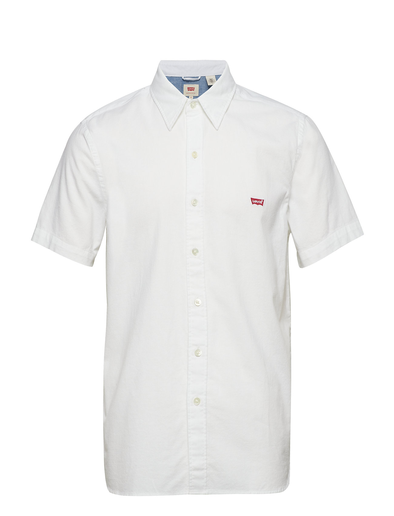 LEVI´S Men SS BATTERY HM SHIRT WHITE X - MULTI-COLOR