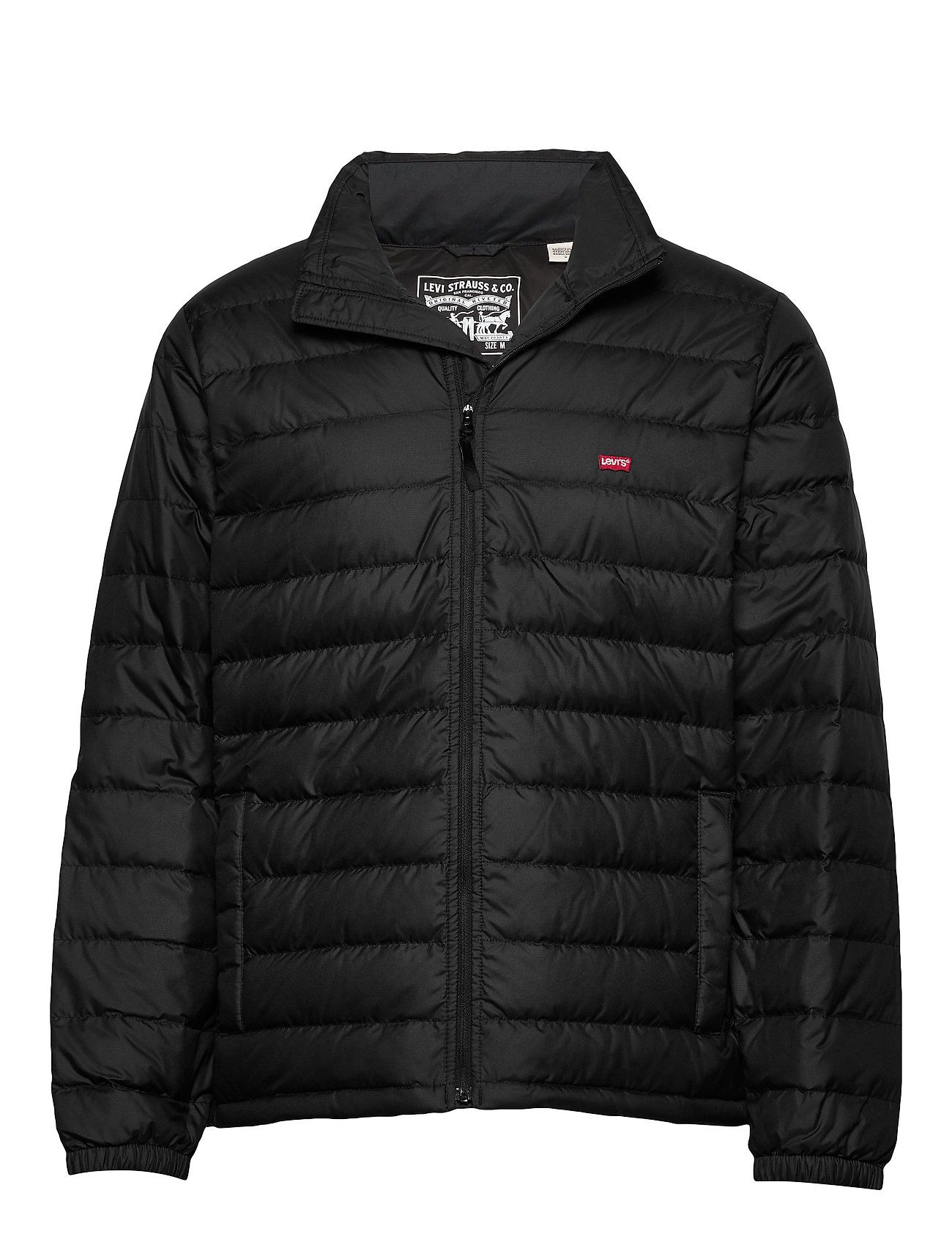 LEVI´S Men DOWN DEHON PKBL PUFFER MINERAL - BLACKS