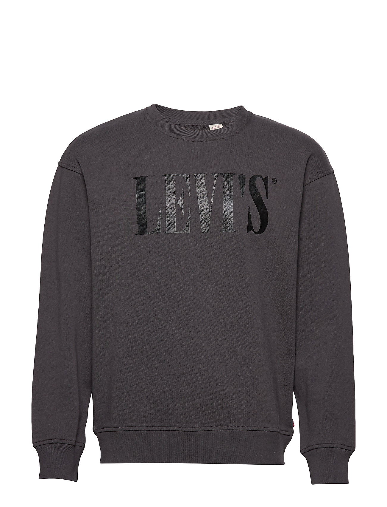 LEVI´S Men RELAXED GRAPHIC CREWNECK 90S S - GREYS