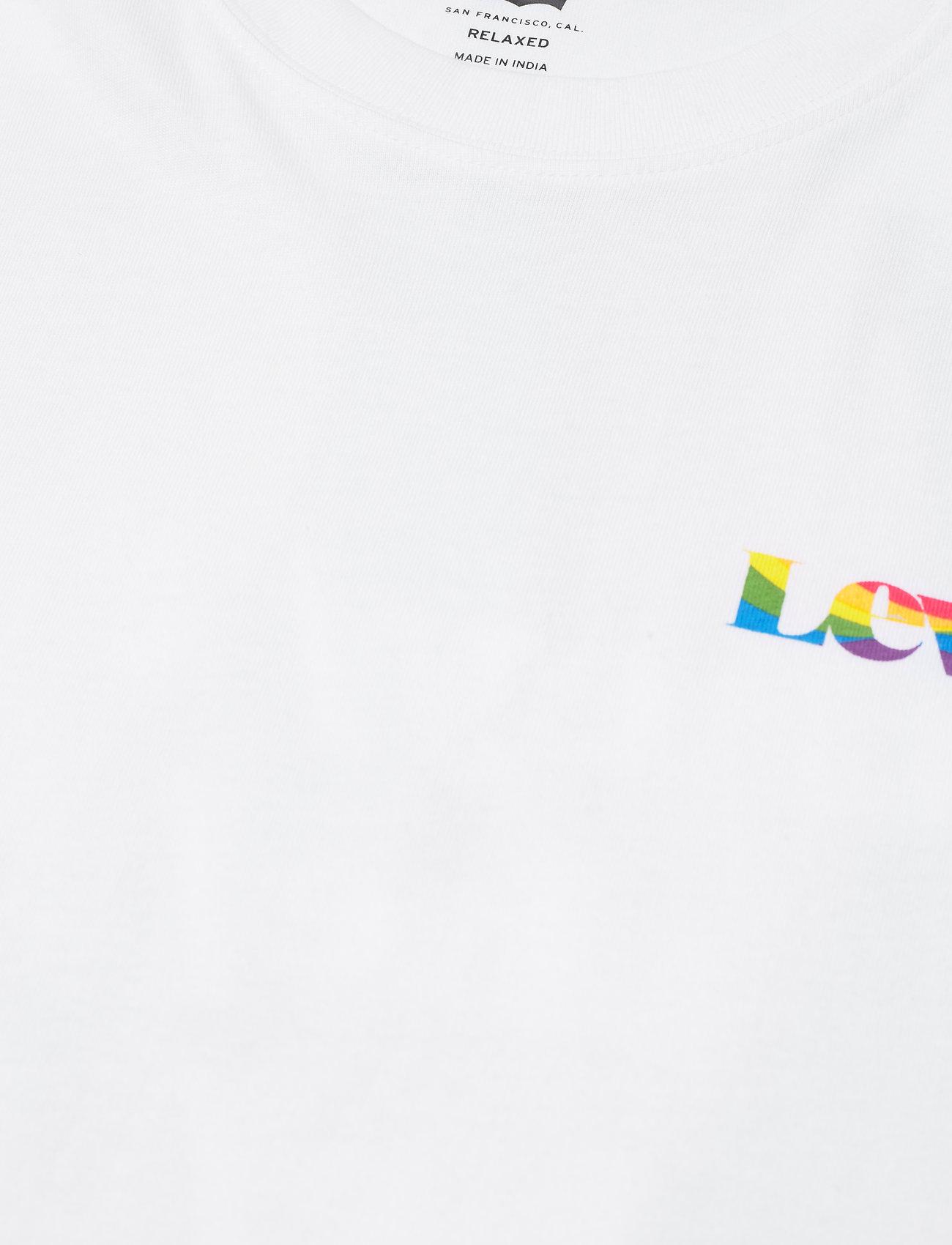 LEVI´S Men - VINTAGE FIT GRAPHIC TEE PRIDE - basic t-shirts - neutrals - 2