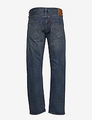 LEVI´S Men - 501 LEVISORIGINAL CANDY PAINT - regular jeans - med indigo - worn in - 1