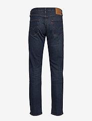 LEVI´S Men - 501 LEVISORIGINAL BLOCK CRUSHE - regular jeans - dark indigo - worn in - 1