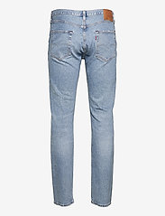 LEVI´S Men - 501 LEVISORIGINAL BASIL SAND - regular jeans - med indigo - flat finish - 2