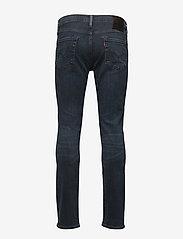LEVI´S Men - 511 SLIM FIT HEADED SOUTH - džinsa bikses ar tievām starām - dark indigo - worn in - 2