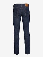 LEVI´S Men - 511 SLIM THE THRILL ADV - slim jeans - dark indigo - worn in - 2
