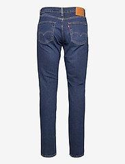 LEVI´S Men - 511 SLIM LAURELHURST SHOCKING - slim jeans - dark indigo - flat finish - 1