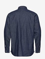 LEVI´S Men - JACKSON WORKER LT WT COTTON HE - checkered shirts - dark indigo - flat finish - 1