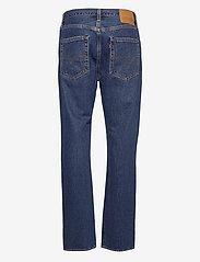 LEVI´S Men - 551Z AUTHENTIC STRAIGHT RUBBER - regular jeans - med indigo - worn in - 2