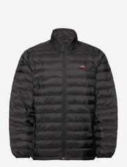 LEVI´S Men - PRESIDIO PACKABLE JACKET MINER - padded jackets - blacks - 1